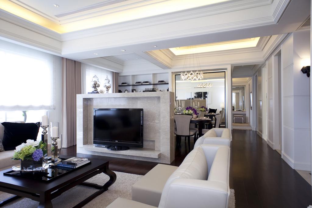 三居室155平米家装设计