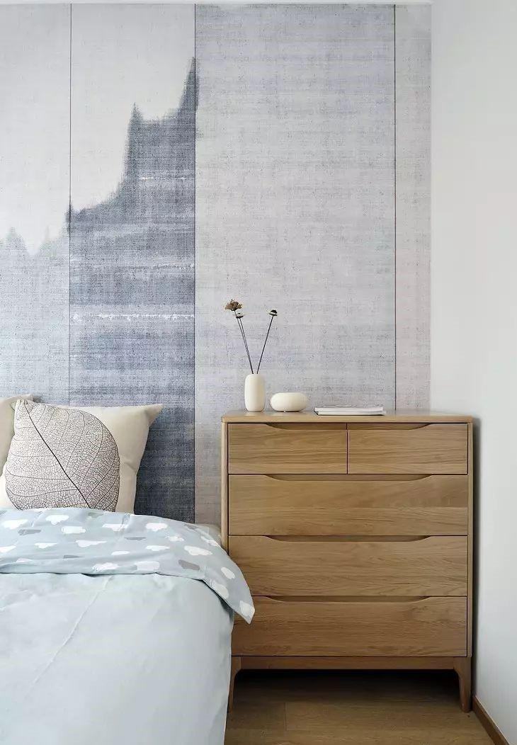 96平米卧室床头柜设计