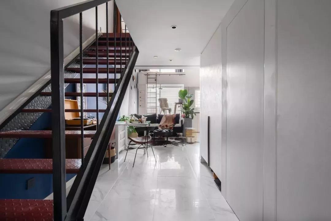 二居室52平米装修效果图