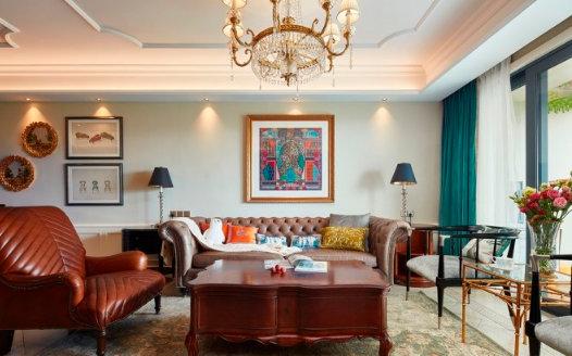 四居室160平米室内设计