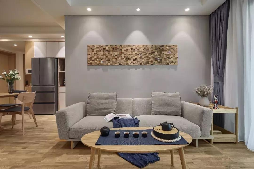 三居室112平米装修效果图