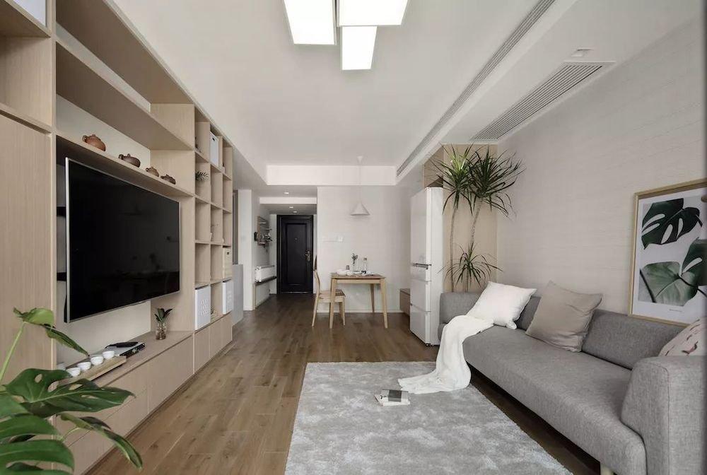 100平米现代简约风格样板房