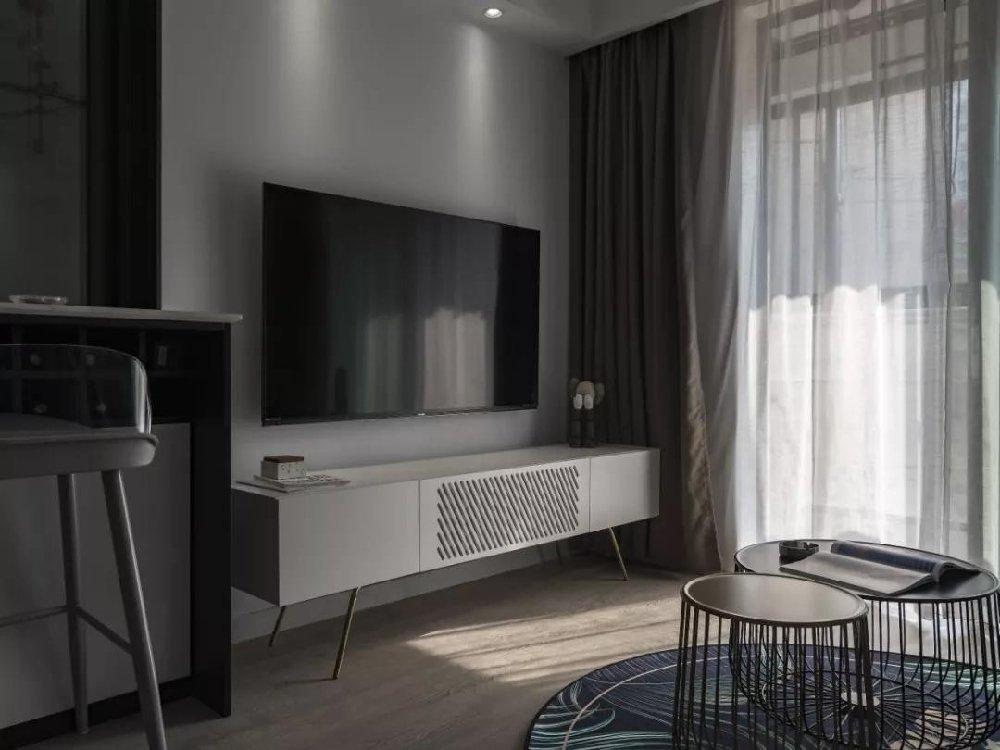 二居室现代简约风格实例