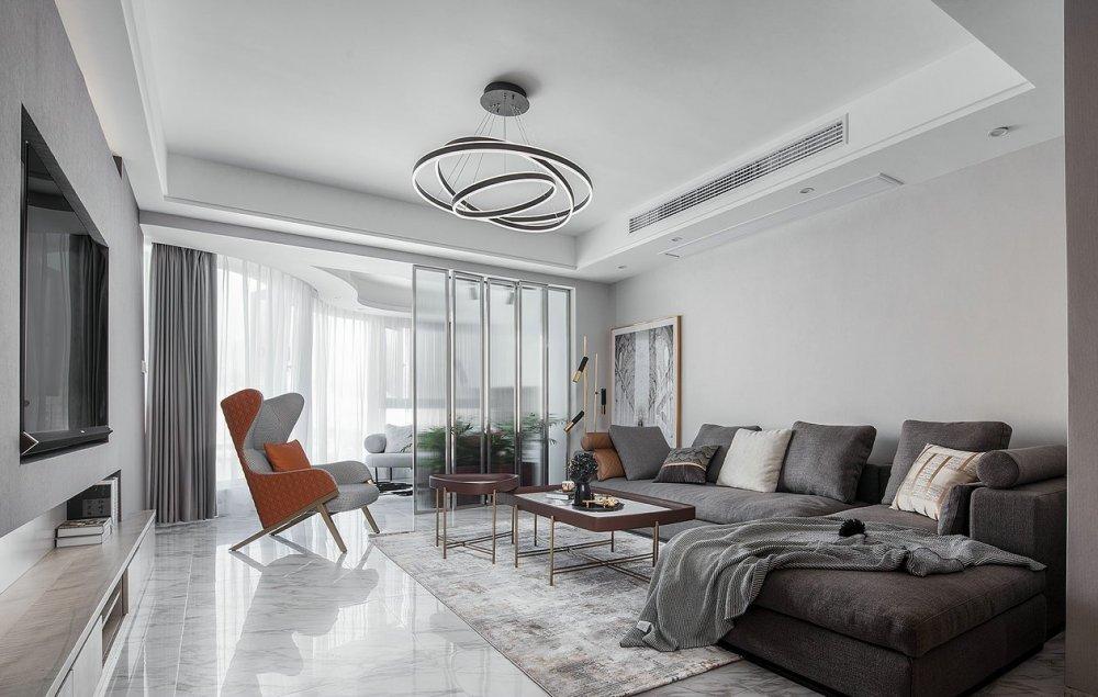 四居室138平米家装设计