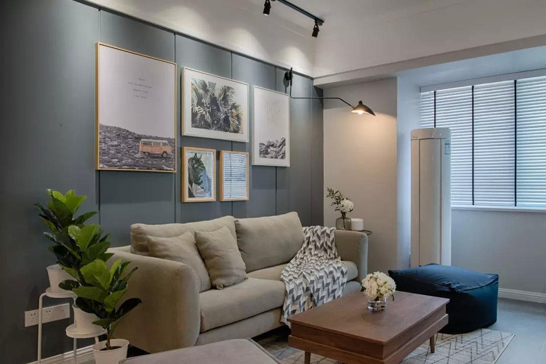 二居室76平米装潢实例