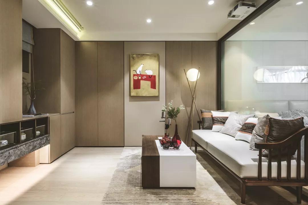 76平米现代简约风格室内图