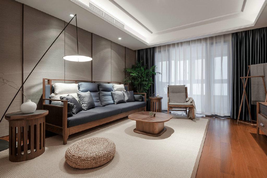 三居室124平米装修案例