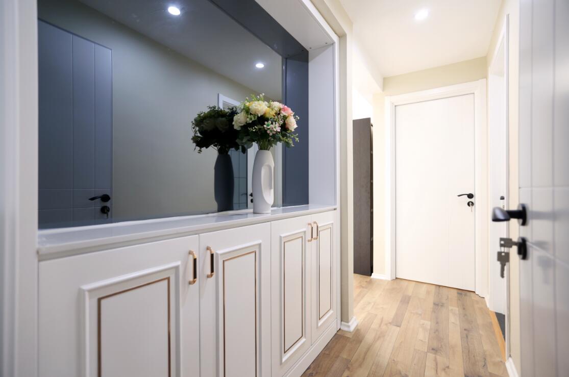 216平米现代简约风格室内设计