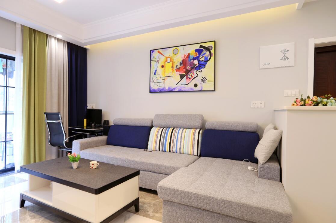 118平米现代简约风格家装设计