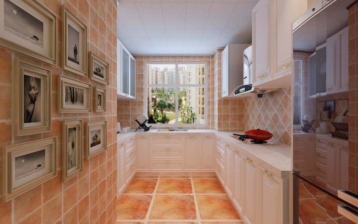 二居室83平米装潢效果图