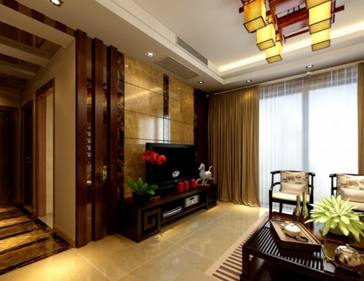 三居室120平米装修设计图