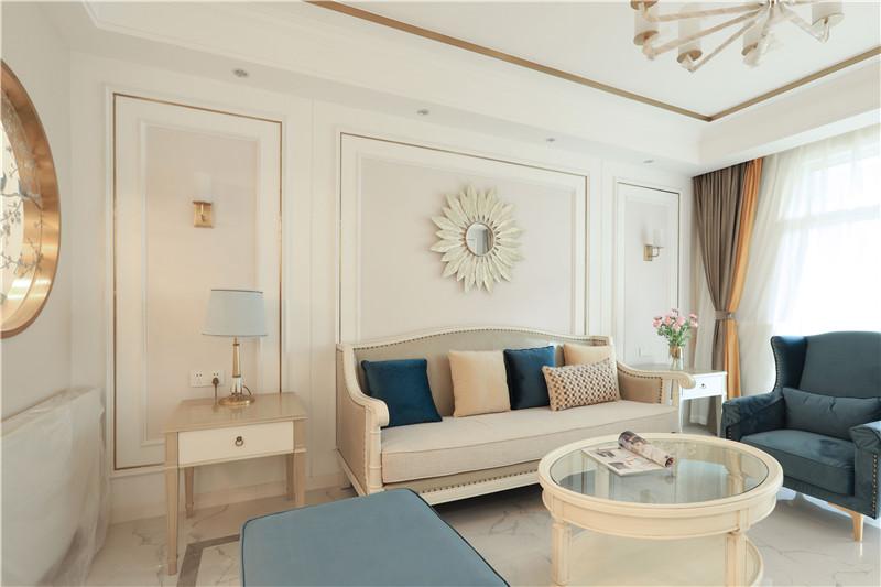 四居室现代简约风格家装设计