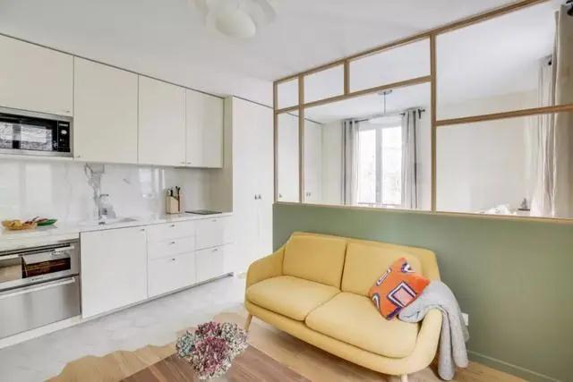 30平米现代简约风格室内设计
