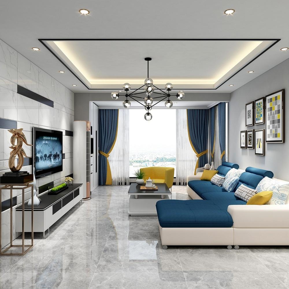 四居室108平米家装效果图