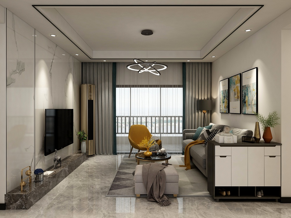 四居室113平米家装设计