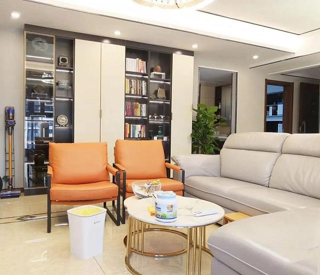 四居室119平米装饰样板间